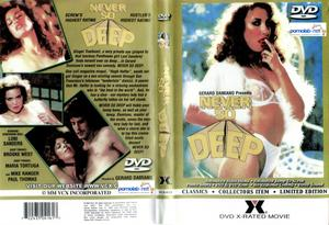 Never So Deep / Ginger Trueheart Private Eye / Никогда столь глубоко (Gerard Damiano, VCX) [1981 г., All Sex,Classic, DVDRip]