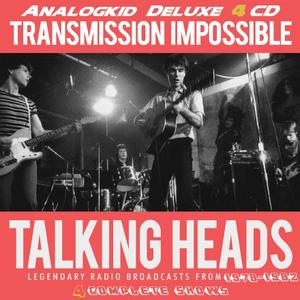 Talking Heads - Transmission Impossible (Deluxe, 4CD) (2019)