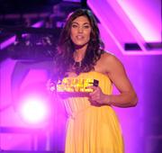 Хоуп Соло, фото 11. Hope Solo Cartoon Network Hall of Game Awards in Santa Monica - 18/02/12, foto 11