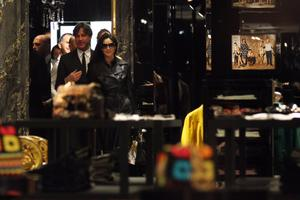 Моника Беллуччи, фото 1571. Monica Bellucci Shopping in Milan, Italy 01-03-2012, foto 1571