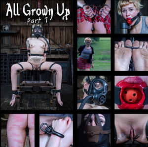 INFERNAL RESTRAINTS: July 10, 2015 | All Grown Up Part 1 | Elizabeth Thorn | Delirious Hunter