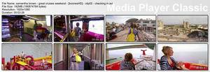"SAMANTHA BROWN - ""Great Cruises Weekend"""