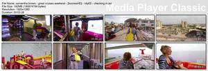 "SAMANTHA BROWN - ""Great Cruises Weekend"""