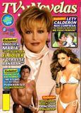 Gaby Ramirez - Tv Y Novelas - August 2008 (8-2008a) Mexico (Add 1 x 3600x2250 WideWall)