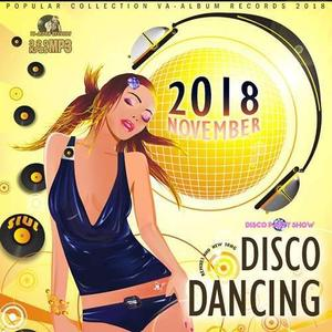 VA - Disco Dancing: November Party (2018)