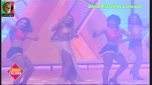 Sónia Brazão super sensual em biquini