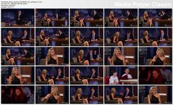 Erin Andrews @ Jimmy Kimmel Live 2010-04-26