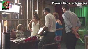 Mayana Neiva sensual na novela O Outro Lado do paraiso