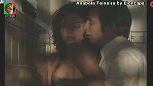 Anabela Teixeira nua na serie Capitão Roby