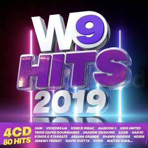 VA - W9 Hits 2019 [4CD] (2018)