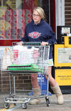Jamie Lynn Spears - grocery shopping at Blalock�s Food Center (April 1, 2008)