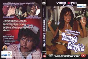 Teenage Cowgirls / Подростковые Скотницы (Ted Denver, FilmBox / VideoXPix) [1973 г., All Sex,Classic, DVDRip]