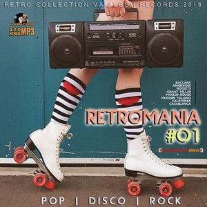 VA - Retromania Vol.1 (2019)