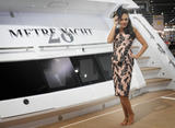 Тамара Экклстоун, фото 234. Tamara Ecclestone opens the Tullett Prebon London Boat Show at ExCel in London - 06.01.2012, foto 234