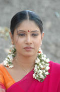 Tollywood Actress Sanghavi Half Saree Photos hot images