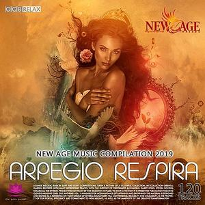 VA - Arpegio Respira: New Age Music Compilation 2019 (2019)
