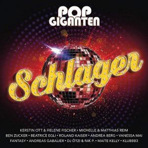 VA - Pop Giganten - Schlager (2CD) (lossless, 2019)