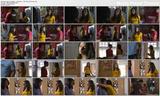 Saira Choudhry - Hollyoaks - tight yellow top - 30th September 2009