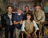 Karen Allen - Indiana Jones and the Kingdom of the Crystal Skull Production Stills x3