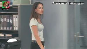 Ana Varela sensual em varios trabalhos