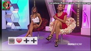 Carolina Patrocinio sensual no Famashow