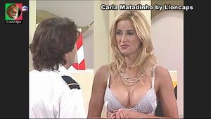 Carla Matadinho sensual na serie Maré Alta