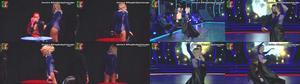 Jessica Athayde sensual no programa Dança com as estrelas
