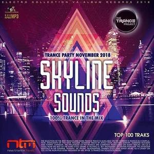 VA - Skyline Sounds: Trance Party November 2018 (2018)