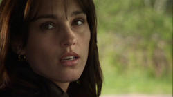 Amy Jo Johnson in Islander