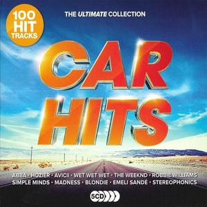 VA - Car Hits The Ultimate Collection (5CD) (2019)