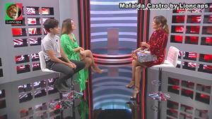 Mafalda Castro sensual em vários momentos