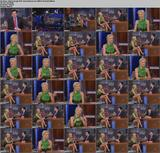 Julianne Hough | Hot Legs on Jimmy Kimmel | SDTV 720x544 | 184 MB | RS