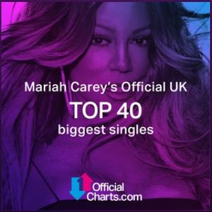 Mariah Carey - Mariah Carey's Official UK Top 40 Biggest Singles (2018)