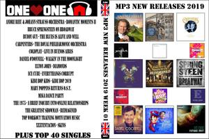 MP3 New Releases 2019 Week 01