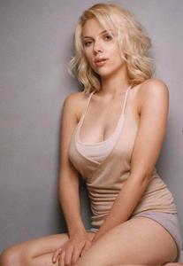 Scarlett Johansson (American