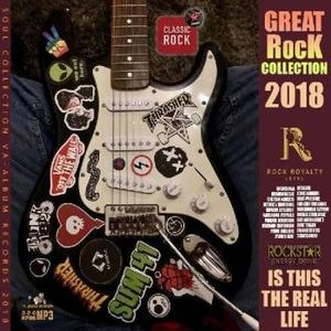 VA - Great Rock Collection - (2018) Reup