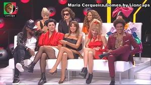 Maria Cerqueira Gomes sensual na Tvi