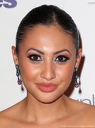 Francia Raisa- Unlikely Heroes' Recognizing Heroes Awards Dinner & Gala in Hollywood 10/19/31