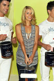 Клер Дэйнс, фото 1633. Claire Danes Launch of Valspar's new Hi-Def Paint at Vanderbilt Hall at Grand Central Terminal on August 17, 2010 in New York City, foto 1633