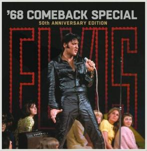 Elvis Presley - '68 Comeback Special (50th Anniversary Edition) (5CD) (2018)