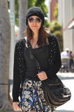 Emmy Rossum | Out & about in Beverly Hills | April 11 | 17 pics