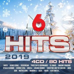 VA - M6 Hits 2019 [4CD] (2018)