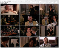 "MARCIA GAY HARDEN - ""Damages: Pretty Girl in a Leotard"""