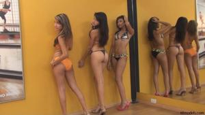 TBF Video 041 Three Beautiful Teens